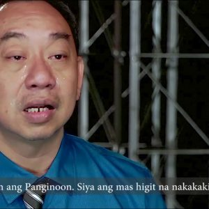 Sonny Flores   Huwarang OFW 2017 Family Nominee