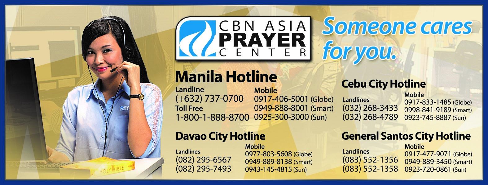 CBN Asia Prayer Center