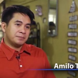 Rescued from Addiction and Transformed by God | Amilo Tanoy Story