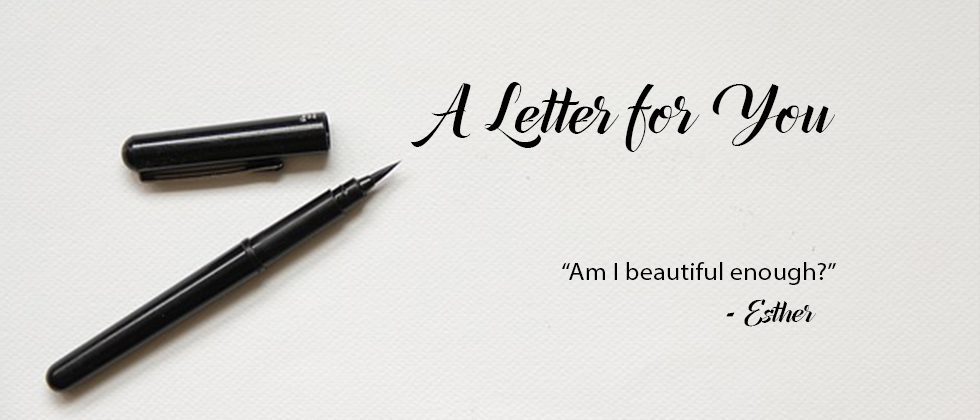 A Letter for You from Esther