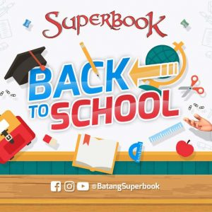 """4 Ways to Start Your School Year the """"Batang Superbook"""" Way"""