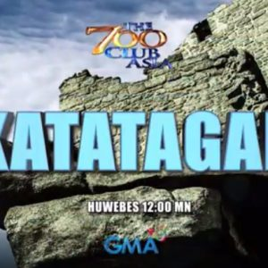 Firmness (Katatagan) Episode Trailer   The 700 Club Asia