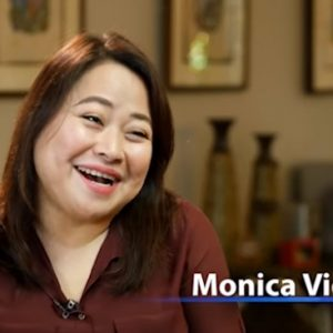 God's Love is where your heart finds its Home | Monica Vicente Story