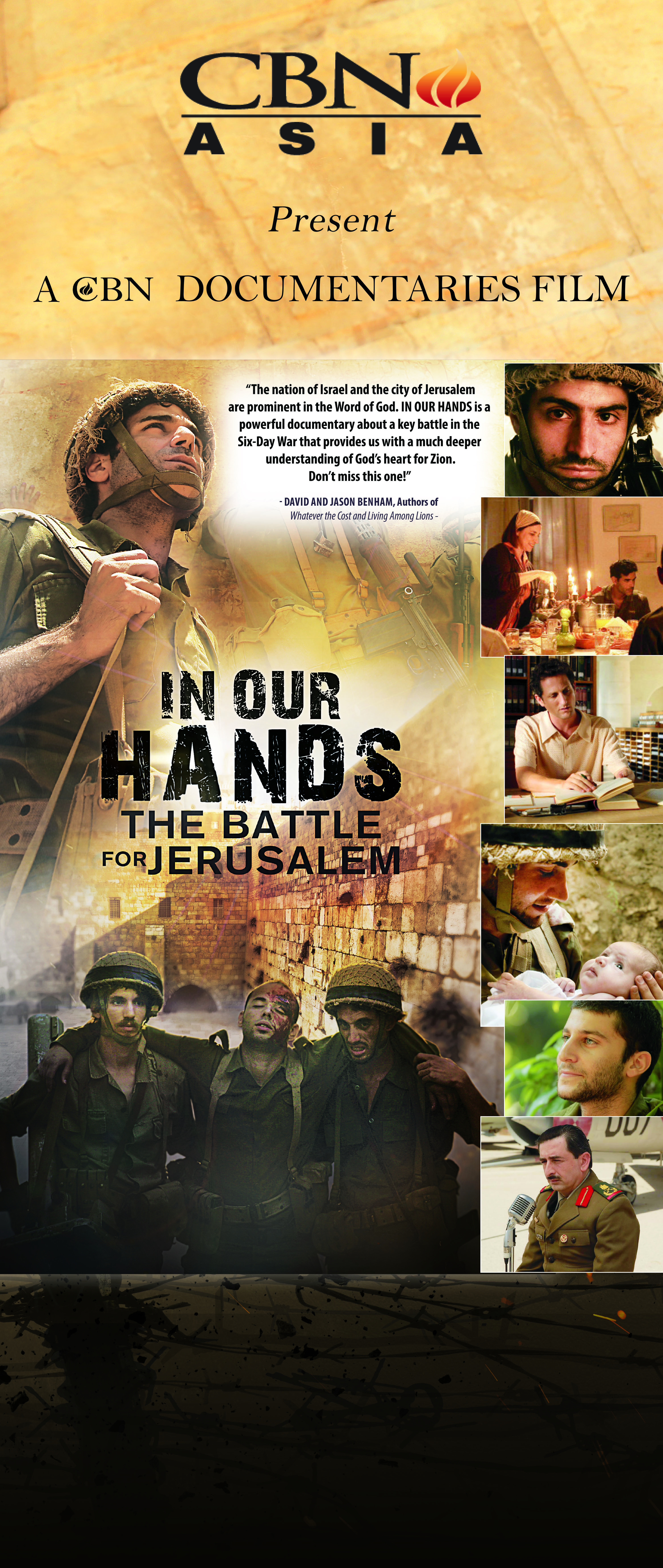 The Six-Day War that Shocked the World | In Our Hands CBN Documentaries