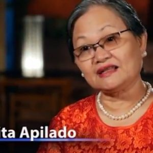 Pacita Apilado | Huwarang OFW 2017 Family Nominee