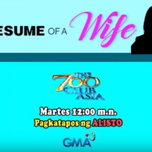 Resume of a Wife Episode Trailer | The 700 Club Asia