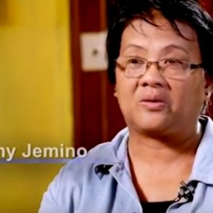 Semmy Jemino | Huwarang OFW 2017 Family Nominee