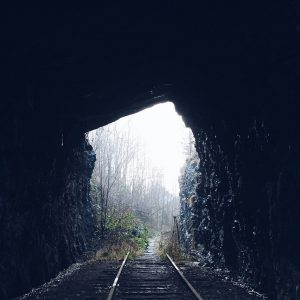 The Light at the End of the Tunnel   God's Word Today
