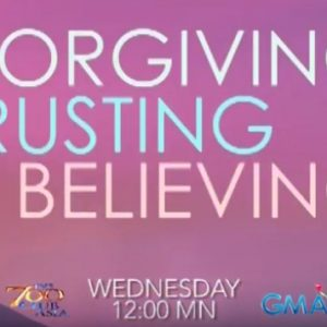 Forgiving, Trusting, Believing Episode Trailer | The 700 Club Asia