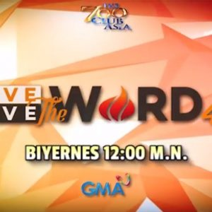 Love The Word, Live The Word 4.0 Day 10 Trailer (GMA) | The 700 Club Asia