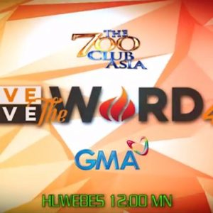 Love The Word, Live The Word 4.0 Day 9 Trailer (GMA) | The 700 Club Asia