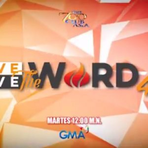Love the Word, Live the Word 4.0 Day 7 Trailer (GMA) | The 700 Club Asia