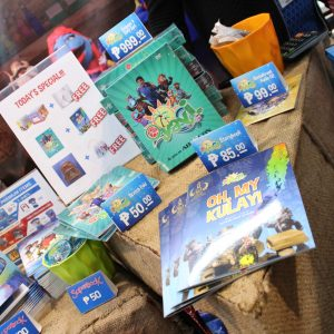 Superbook and Oyayi Joined the 38th Manila International Book Fair