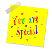 You are Special - oh yeah
