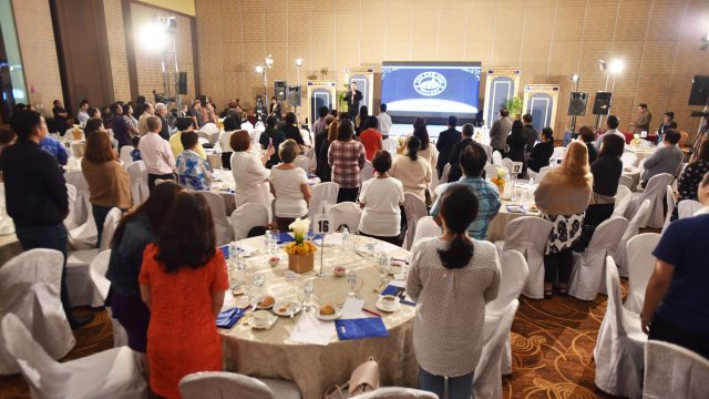 CBN Asia Pillars Celebrated God's Faithfulness