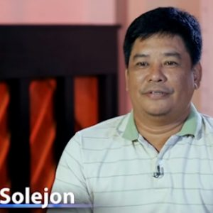 Once a Hoodlum, now a Man Sold Out for Jesus | Rodel Solejon Story