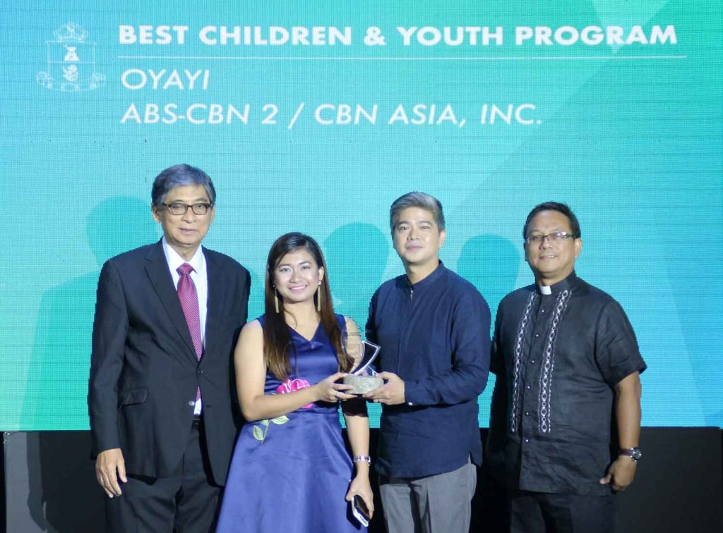 Oyayi CMMA Best Childrena nd Youth Program news