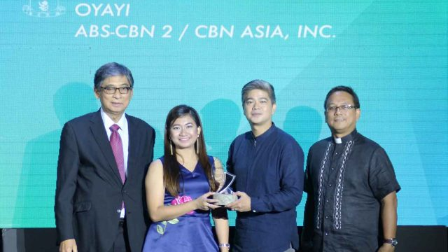 """""""Oyayi"""" Bags the Best Children and Youth Program Award in the 39th CMMA"""