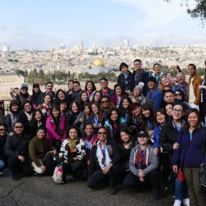 Group Photo in Israel