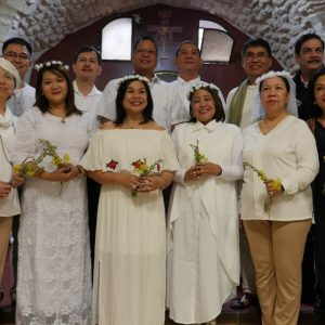 Renewal of Vows in Cana