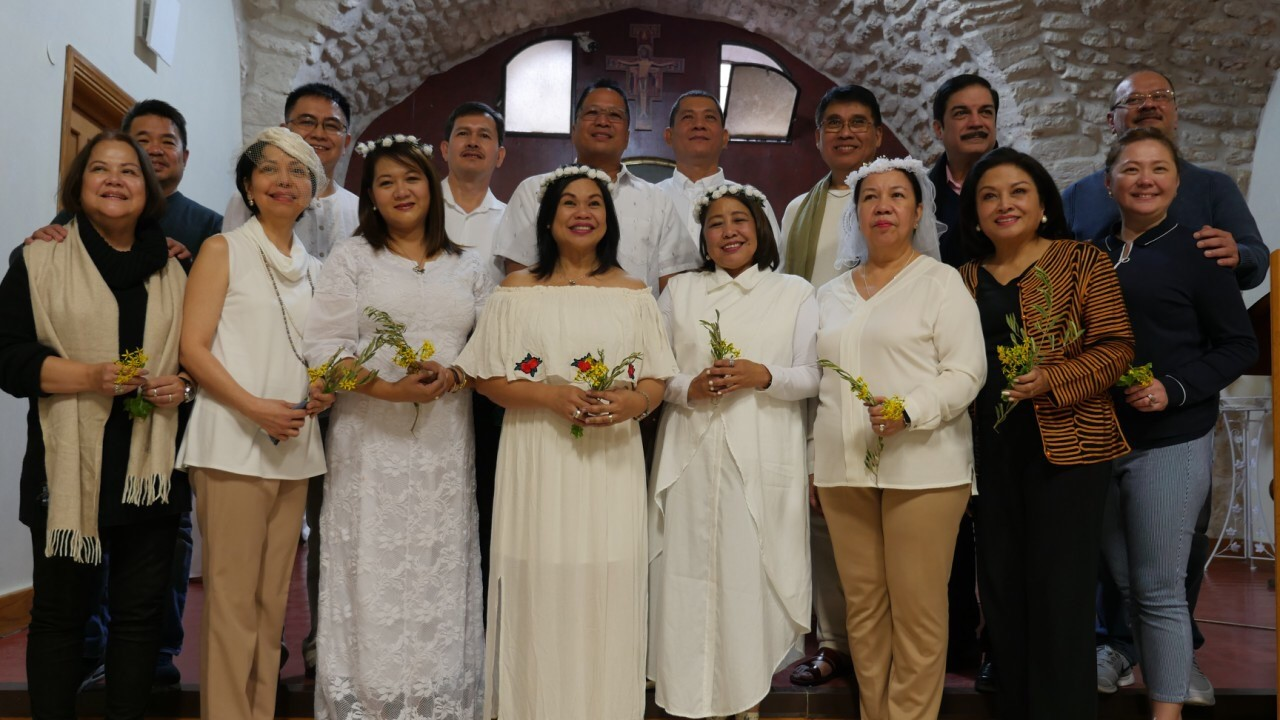 Renewal of Vows at Cana