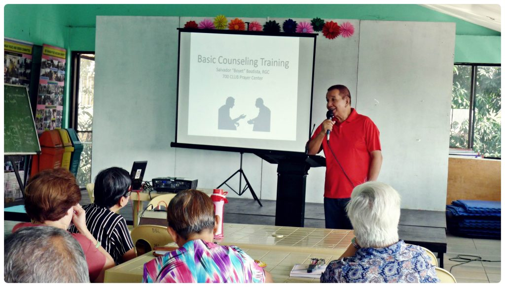 Basic Counseling Training 01