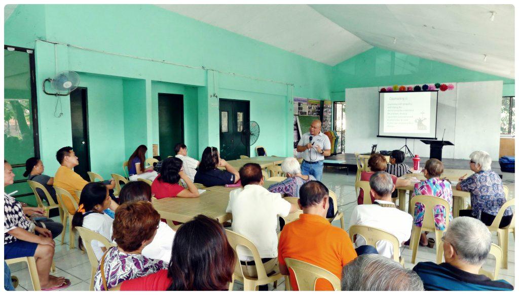 Basic Counseling Training 03