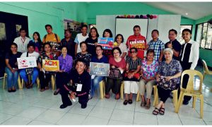 Retired Professionals attend the Basic Counseling Training | CBN Asia Prayer Center