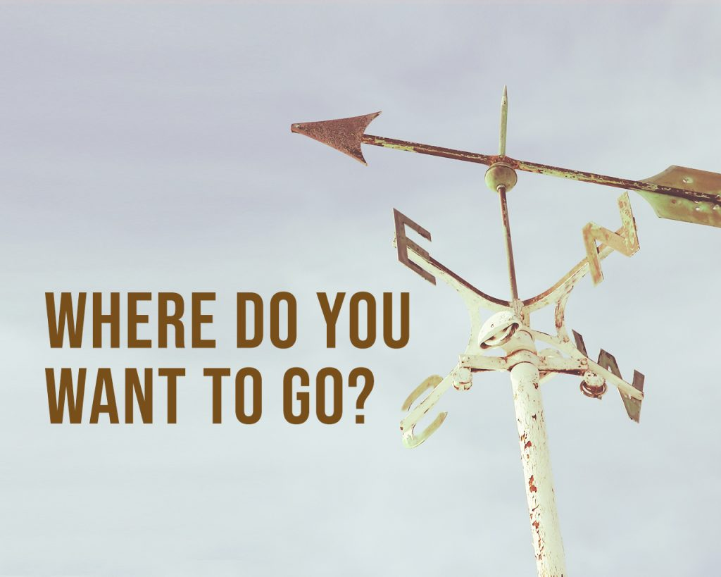 Where Do You Want to Go