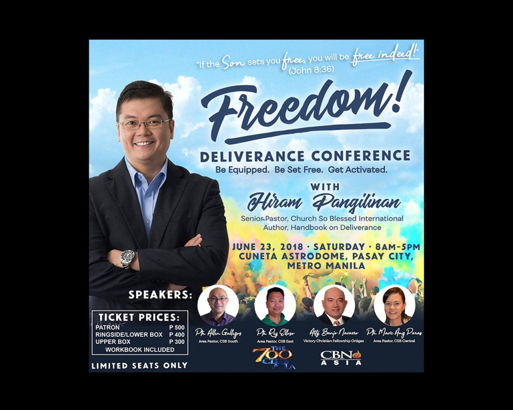 Freedom Deliverance Conference