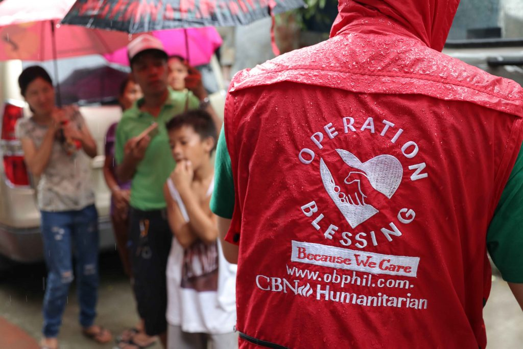 16 Operation Blessing Disaster Relief Marikina July 2018