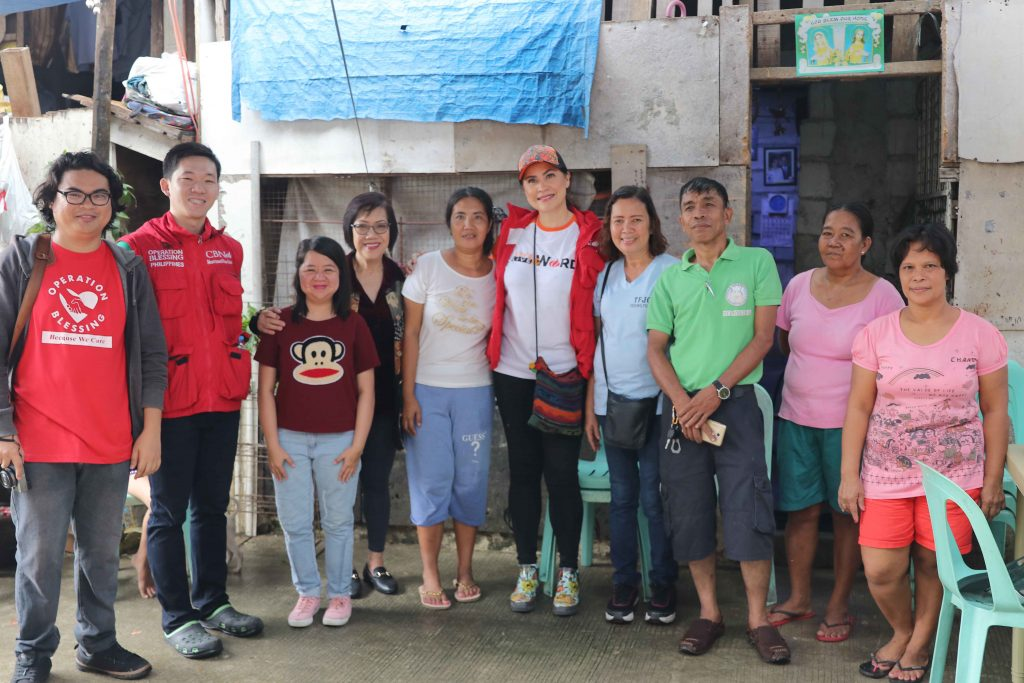 17 Operation Blessing Disaster Relief Marikina July 2018