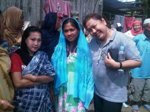Relief Distribution in Lanao del Sur 2012