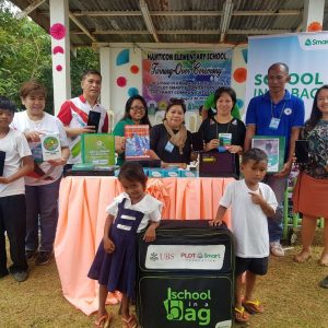 Oyayi Educational Package is Part of Smart School-in-a-Bag Campaign