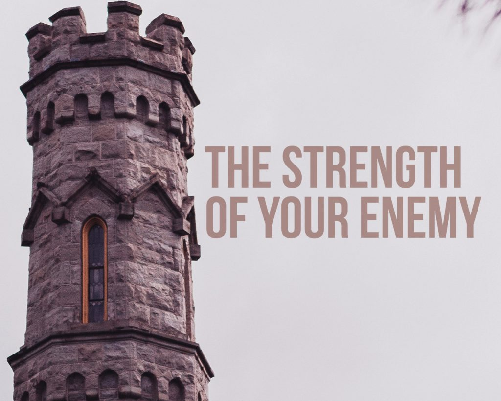 The Strength of Your Enemy