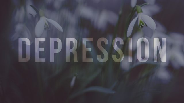 Depression | God's Word Today
