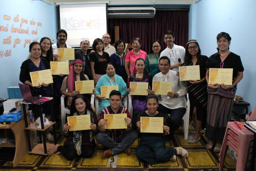 Kairos training Thailand photo 1