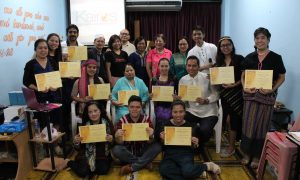 ACM Milestone: Kairos Training Course held in Thailand