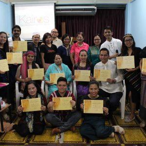 ACM Milestone: Kairos Training Course held in Thailand