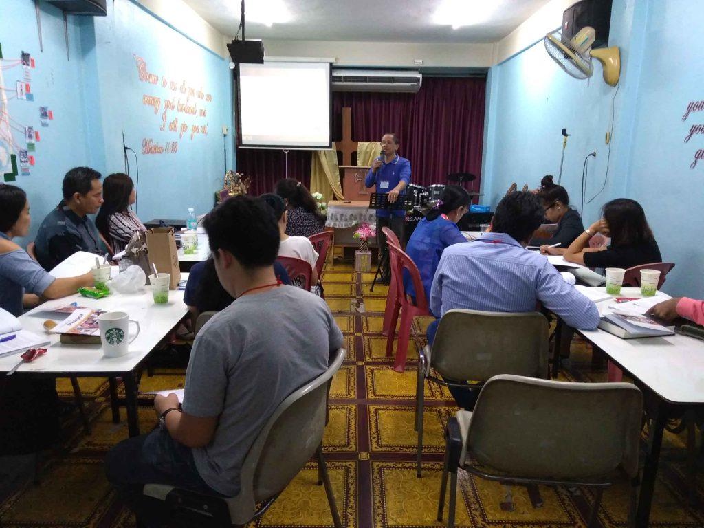Kairos training Thailand photo 2
