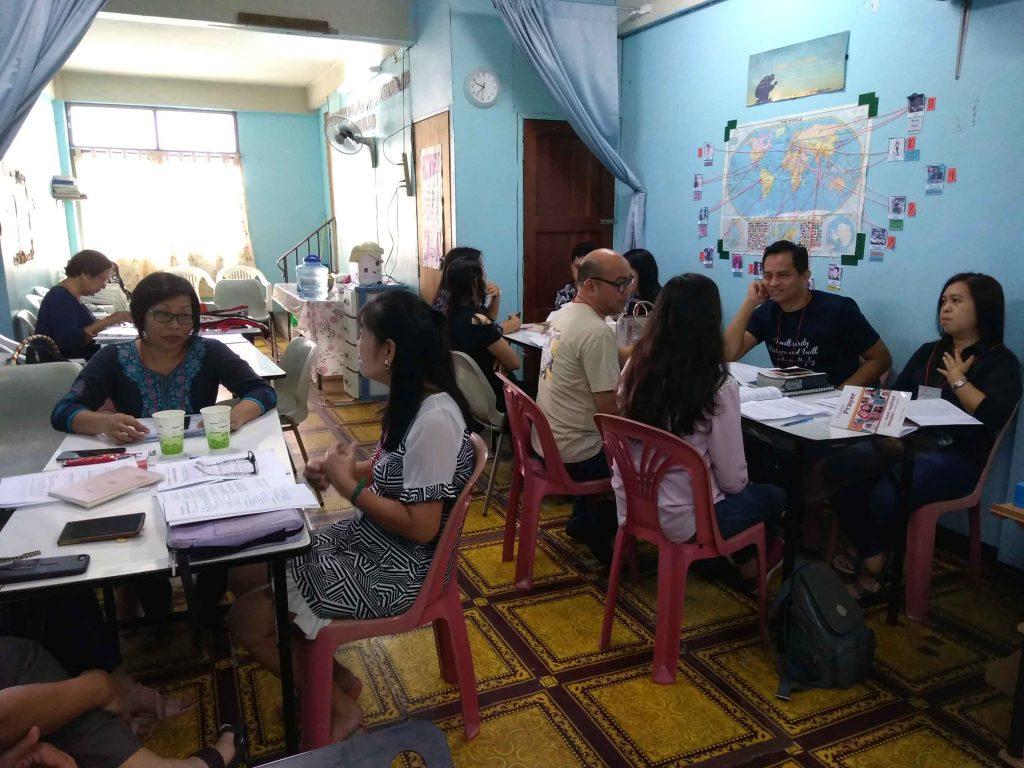 Kairos training Thailand photo 3