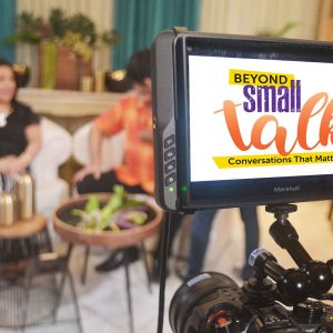 Beyond Small Talk – The 700 Club Asia's New Online Show on Relationships