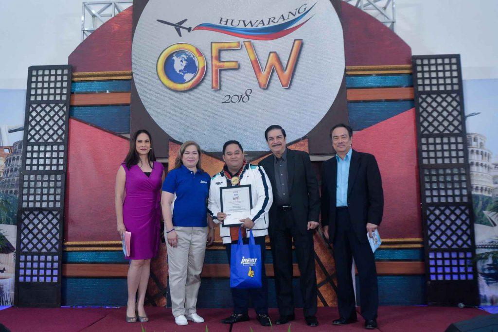 Huwarang OFW 2018 photo 42