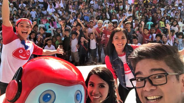 Superbook goes to Sarangani – Let the Little Children Come to God