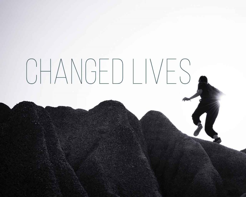 Changed Lives