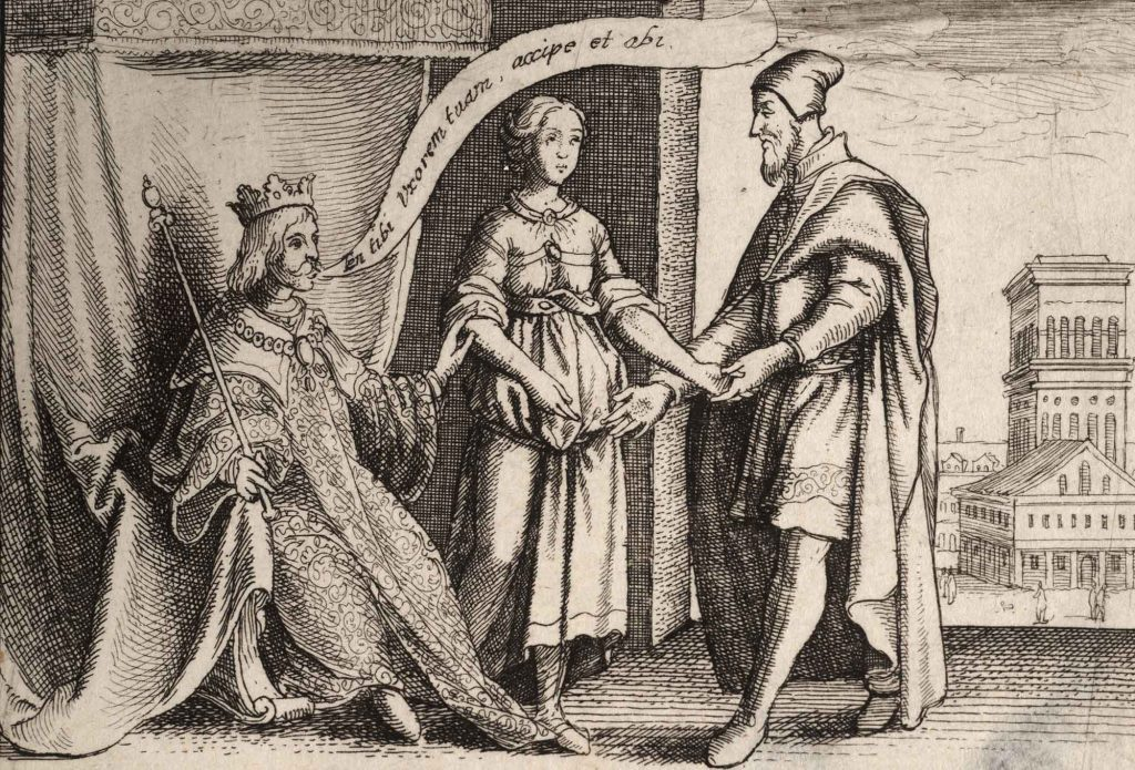 Sarah restored to Abraham
