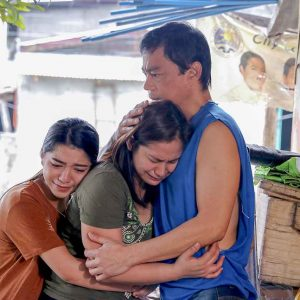 "William Lorenzo and Barbara Miguel Find Hope after Yolanda Tragedy in ""Kublihan"""