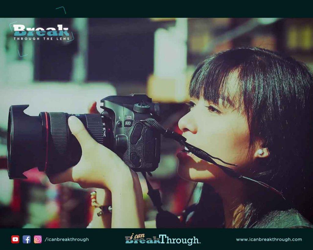 BreakThrough the Lens Press Release
