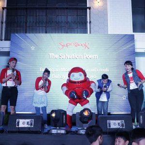 Superbook SuperStar Live in Batangas City!