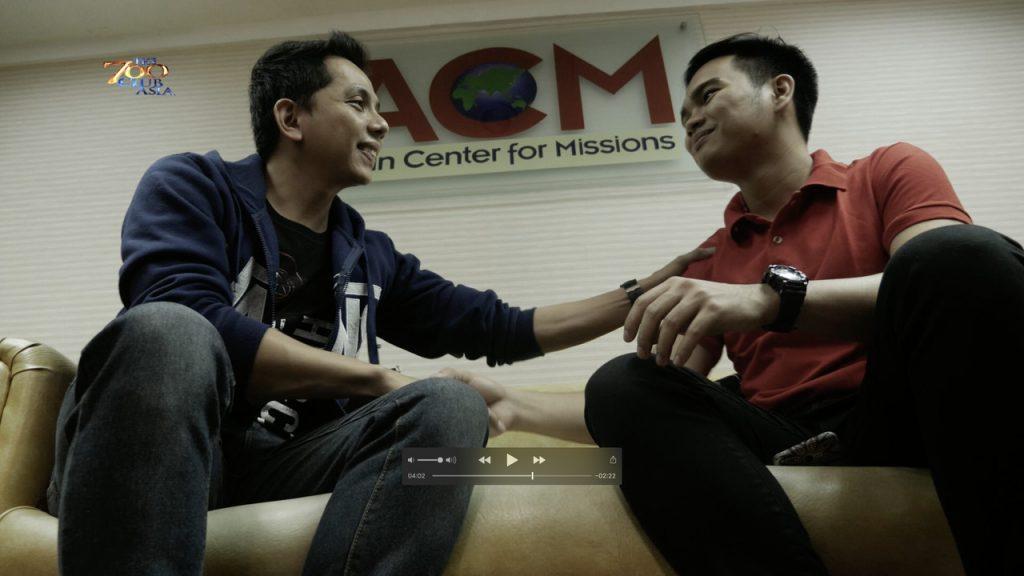 ACM Huwarang OFW 4